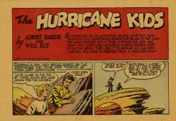 R. S. Callender's The Hurricane Kids Issue nn