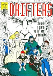 Cornerstone Design's Drifters Issue # 1