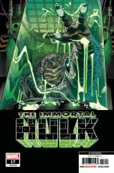 Marvel Comics's The Immortal Hulk  Issue # 17 - 2nd print