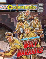 D.C. Thomson & Co.'s Commando: For Action and Adventure Issue # 5123