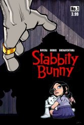 Self-Published's Stabbity Bunny Issue # 1b