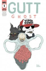 Scout Comics's Gutt Ghost: Trouble with the Sawbuck Skeleton Society Issue # 1b