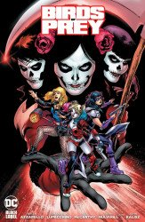 DC Black Label's Birds of Prey Issue # 1