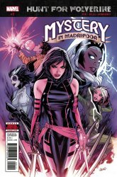 Marvel Comics's Hunt for Wolverine: Mystery in Madripoor Issue # 1