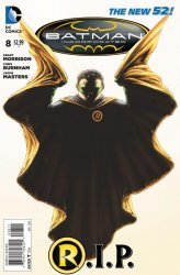 DC Comics's Batman Incorporated Issue # 8