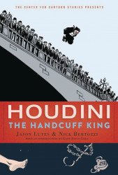 Hyperion Books's Houdini: The Handcuff King TPB # 1