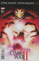 Marvel's The Uncanny Inhumans Issue # 14