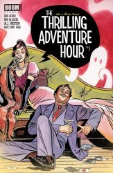 BOOM! Studios's Thrilling Adventure Hour Issue # 1
