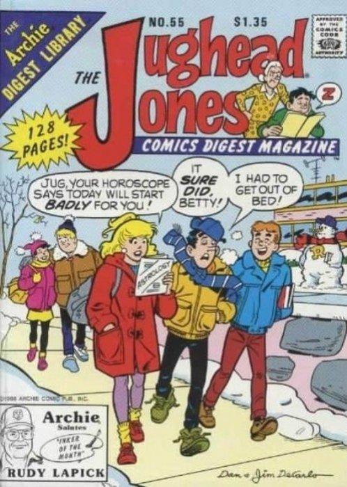 archie and jughead comics pdf