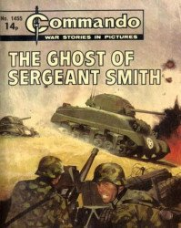 D.C. Thomson & Co.'s Commando: War Stories in Pictures Issue # 1455