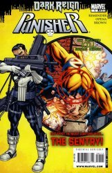 Marvel Comics's The Punisher Issue # 1