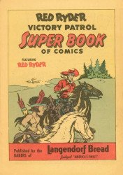 Dell Publishing Co.'s Red Ryder: Victory Patrol Issue nn - 1943