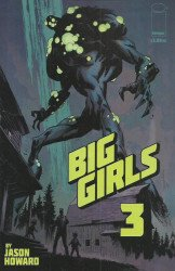 Image Comics's Big Girls Issue # 3