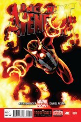 Marvel Comics's Uncanny Avengers Issue # 8