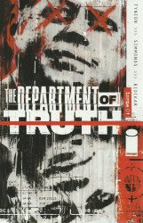 Image Comics's The Department of Truth Issue # 1