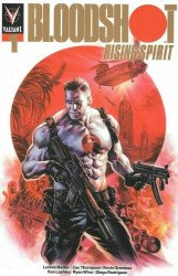 Valiant Entertainment's Bloodshot: Rising Spirit Issue # 1g