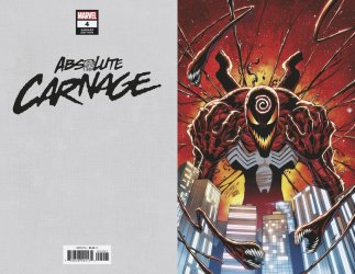 Marvel Comics's Absolute Carnage Issue # 4i