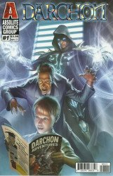 Absolute Comics Group's Darchon Issue # 1