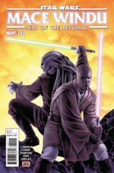 Marvel Comics's Star Wars: Jedi of the Republic - Mace Windu Issue # 2