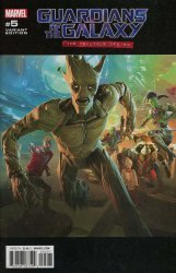 Marvel Comics's Guardians of the Galaxy: Telltale Series Issue # 5b