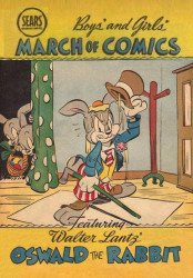 Western Printing Co.'s March of Comics Issue # 67b