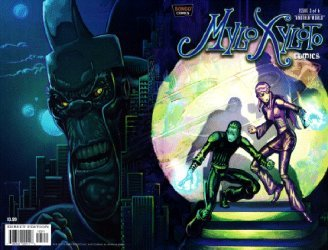 Bongo Comics's Mylo Xyloto Comics Issue # 3