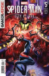 Marvel Comics's Marvel's Spider-Man: City at War Issue # 5