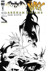 IDW Publishing's Batman / Maxx: Arkham Dreams Issue # 1torpedo-c