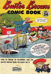 Buster Brown Shoes's Buster Brown Comics Issue # 34smiths