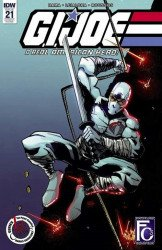 IDW Publishing's G.I. Joe: A Real American Hero Issue # 21fccc-c