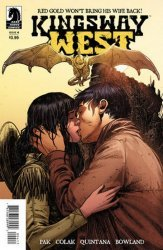 Dark Horse Comics's Kingsway West Issue # 4