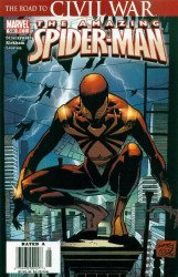 Marvel Comics's Amazing Spider-Man Issue # 530b