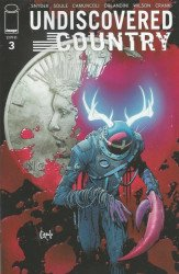 Image Comics's Undiscovered Country Issue # 3b
