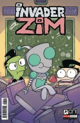 Oni Press's Invader Zim Issue # 26