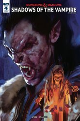 IDW Publishing's Dungeons & Dragons Issue # 4ri
