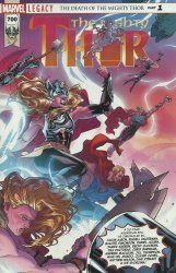 Marvel Comics's The Mighty Thor Issue # 700