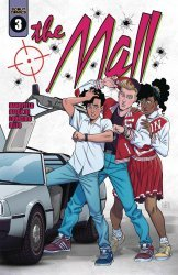 Scout Comics's The Mall Issue # 3