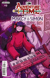 KaBOOM!'s Adventure Time: Marcy & Simon Issue # 5b