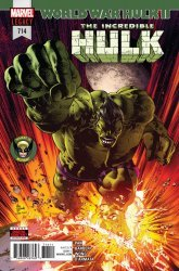 Marvel Comics's The Incredible Hulk Issue # 714
