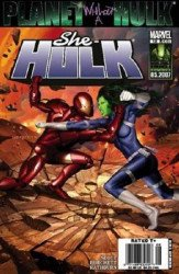 Marvel Comics's She-Hulk Issue # 18b