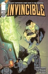 Image's Invincible Issue # 109