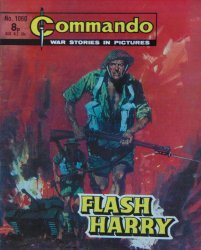 D.C. Thomson & Co.'s Commando: War Stories in Pictures Issue # 1060