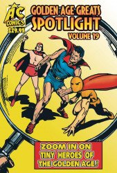 AC Comics's Golden Age Greats Spotlight Soft Cover # 19