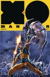 Valiant Entertainment's X-O Manowar TPB # 3