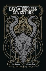 IDW Publishing's Dungeons & Dragons: Days of Endless Adventure TPB # 1