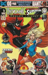 DC Comics's Batwoman/Supergirl: World's Finest Giant Giant Size # 1mass edition