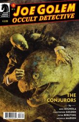 Dark Horse Comics's Joe Golem: Occult Detective - Conjurors Issue # 3