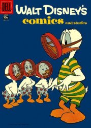 Dell Publishing Co.'s Walt Disney's Comics and Stories Issue # 211b