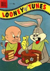 Dell Publishing Co.'s Looney Tunes and Merrie Melodies Comics Issue # 197b