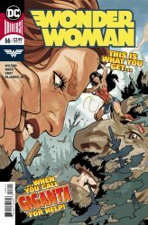 DC Comics's Wonder Woman Issue # 66